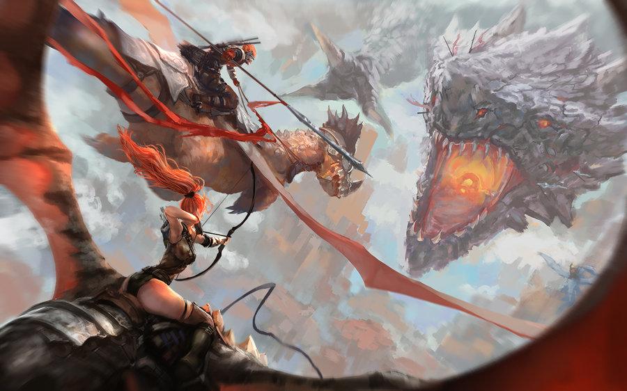 dragon_war_by_cglas-da19o8v