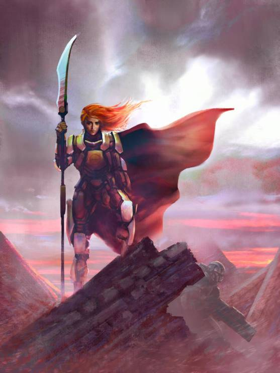 epic_redhead_atop_landmark_by_ortizfreelance_d8aaho8-pre