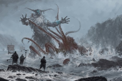 jakub-rozalski-ymaar-the-ancient-protector