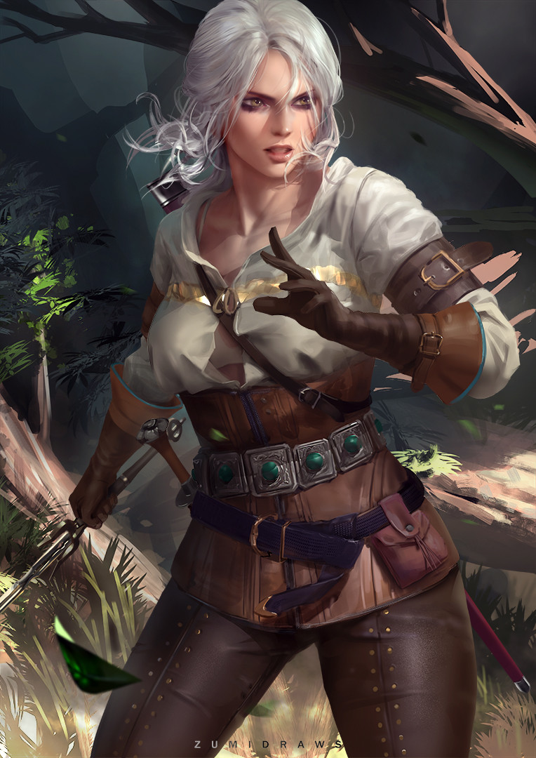 zumi-draws-ciri59