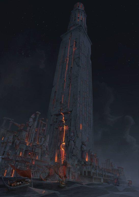te-hu-wonders-night-lighthouse-of-alexandra