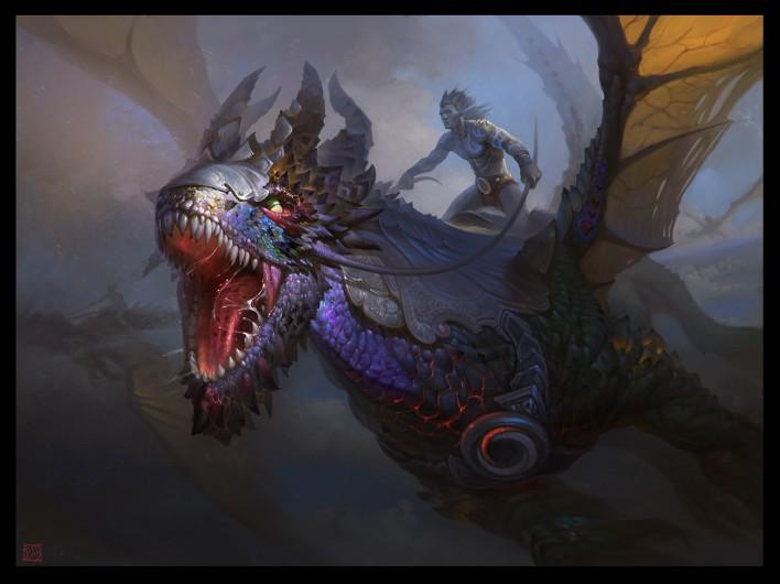 timur-dairbayev-flying-dragon