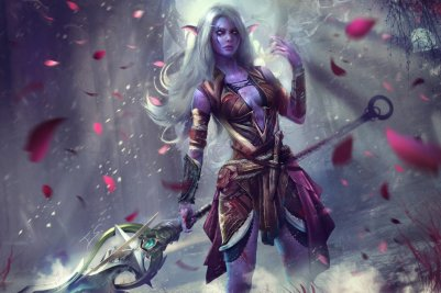 lexith__kaldorei_huntress____warcraft_commission_by_eddy_shinjuku-dcjfrwn