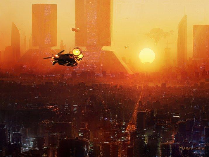 Blade-Runner-Inspired-concept-art-illustrations-01-brennan-massicotte-sketch