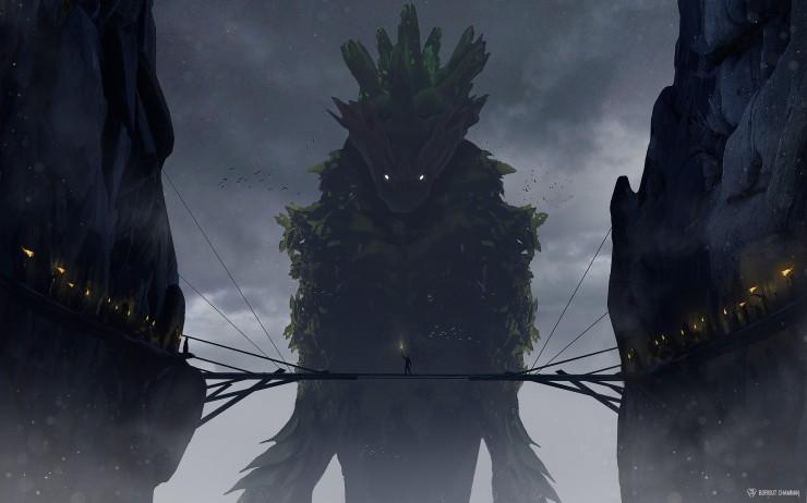 borisut-chamnan-a-forest-god-3